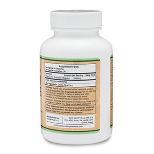Magnesium Threonate  (100 x 500 mg Capsules)