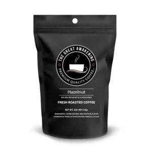 The Great Awakening Gourmet Coffee - Hazelnut